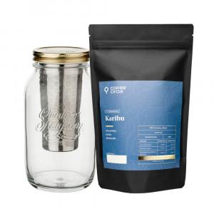 Brewjar & Cold Brew Kaffee Set