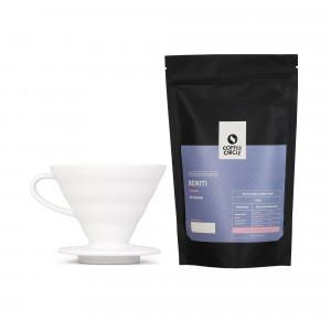 Beriti Kaffee und Zubereiter im Set
