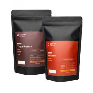 Filterkaffee Set vollmundige Röstung