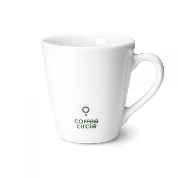 Coffee Circle Filterkaffee Tasse
