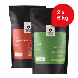 Büro-Paket: 12 kg Kaffee für Filtermaschinen