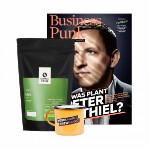 Business Punk x Coffee Circle