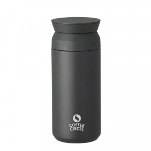 Coffee Circle Travel Tumbler